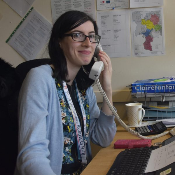 Photograph of South Staffordshire Business Hub Colleague