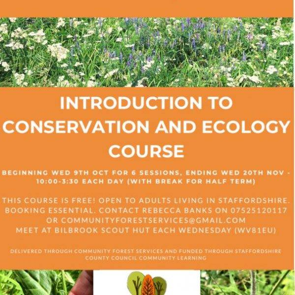 Introduction to Conservation and Ecology Course
