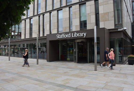 Stafford Library