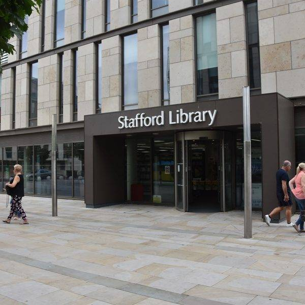 Staffordshire Library