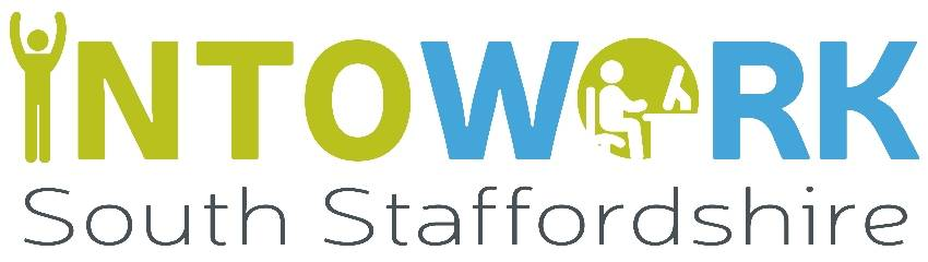 Into Work South Staffordshire Logo